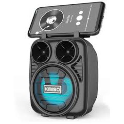 Compartilhar: Favoritar (9,7mil) Caixa de Som Portátil Wireless Bluetooth MIni Kimiso