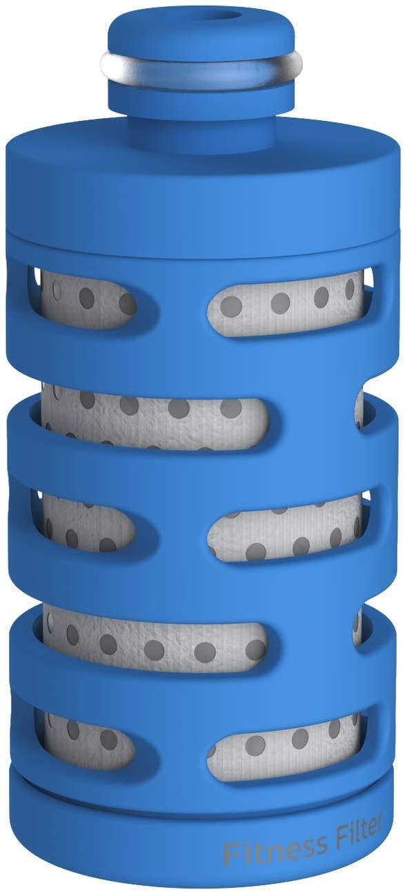 Filtro Para Garrafa de Água Philips GoZero Fitness Active AWP286 Azul Filtro para Squeeze