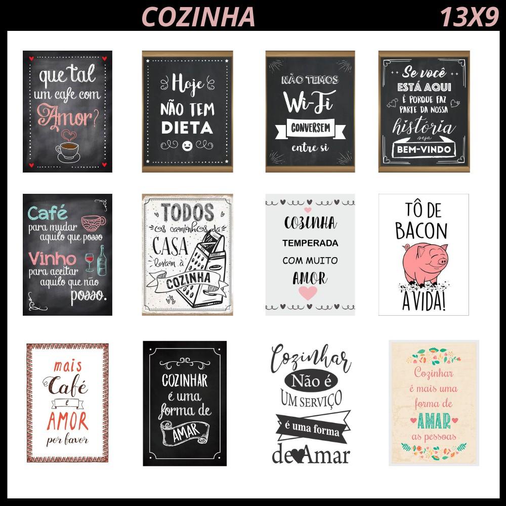 Decoração & Cozinha - Quadros Decorativos Para A Decoração De Casa, Cozinha, Sala!